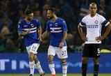 """""""Inter"""" klubas patyrė dar vieną pralaimėjimą"""