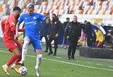 Prieš Turkijos čempionato lyderius A.Novikovas žaidė startinėje sudėtyje