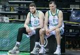 """""""Žalgiris"""" nušlavė Kėdainių klubą 55 taškų persvara"""