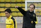 """Čempionų lyga: sukrėtimą patyrusios """"Borussia"""" laukia didelė užduotis Monake"""
