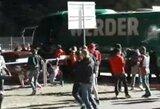 """Po lemiamų rungtynių """"Heidenheim"""" fanai užpuolė """"Werder"""" autobusą"""