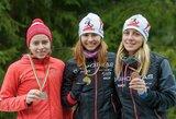 G.Andrašiūnienei – visi įmanomi Lietuvos žiemos čempionės titulai