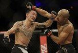 Paaiškėjo, kas kovos su M.Holloway dėl UFC čempiono diržo