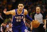 Tarp dviejų geriausių NBA naujokų – žodžių karas