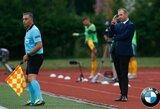 """U21 rinktinės treneris C.Falchas: """"Mes laimėtume A lygą su šiais žaidėjais"""""""