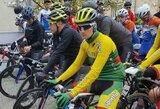 V.Lašinis UCI lenktynėse Estijoje finišavo aštuntas