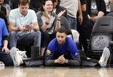 S.Curry įvardijo savo MVP favoritą