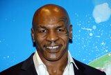 """M.Tysonas apie T.Fury: """"Po manęs jis yra geriausias pasaulio sunkiasvorių čempionas"""""""