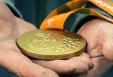 Parolimpinis aukso medalis Lietuvai vertas tiek, kiek penktoji vieta olimpiadoje