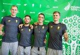 Krepšininkai Europos žaidynėse nori įveikti grupės etapą