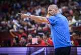 """A.Džordževičius: """"Nežinau, ką FIBA nori pasiekti su šia Pasaulio taurės sistema"""""""