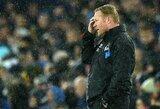 Nyderlandų strategas R.Koemanas įsitikinęs, kad V.Van Dijkas ir M.De Ligtas gali sustabdyti C.Ronaldo