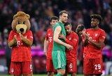 """Naujo vartininko atvykimas negąsdina: M.Neueris žada kovoti dėl vietos """"Bayern"""" gretose"""