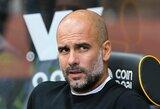 """Didelių pirkinių nebus? """"Manchester City"""" neketina laužyti žaidėjų algų struktūros"""