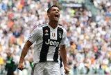 """Įvartį pagaliau pelnęs C.Ronaldo: """"Jaučiau nedidelę įtampą"""""""