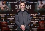 E.Kavaliauskas išsaugojo rekordinę vietą geriausių WBO boksininkų reitinge