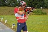 V.Strolia pasaulio vasaros biatlono čempionate – 15-as, moterų auksą pasidalino dvi sportininkės