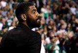 """K.Irvingas: """"Finansiškai man dabar nėra prasmės pratęsti sutarties su """"Celtics"""""""