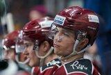 """Stebuklas neįvyko: """"Dinamo"""" liko per vieną pergalę nuo KHL atkrintamųjų varžybų"""