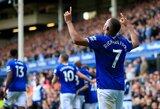 """Įvarčių lietus Liverpulyje lėmė """"Everton"""" pergalę prieš """"Wolves"""""""