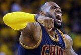Trys NBA žaidėjai – daugiausiai pasaulyje uždirbančių sportininkų dešimtuke