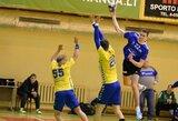 """Suomijoje pralaimėję """"VHC Šviesos"""" rankininkai nepateko į Baltijos lygos ketvirtfinalį"""