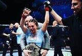 Paaiškėjo, kodėl UFC čempionė kovos išvakarėse buvo išgabenta į ligoninę