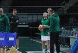 """Pamatykite: Pasaulio taurėje žaidę krepšininkai prisijungė prie """"Žalgirio"""""""