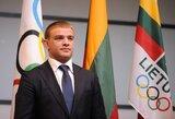 """A.Kazakevičius apie galimą imtynių išbraukimą iš olimpinės programos: """"Tai – didelis smūgis"""""""