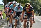 E.Juodvalkis nebaigė klasikinių dviračių lenktynių Belgijoje