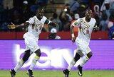 Senegalas pateko į pasaulio futbolo čempionatą