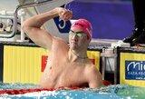 Antrąją Europos čempionato dieną vainikavo rusų pagerintas pasaulio rekordas
