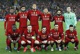 """""""Man City"""" žurnalistas S.Brennanas: """"Nutraukite sezoną ir atiduokite """"Premier"""" lygos titulą """"Liverpool"""", jie to nusipelnė"""""""