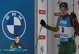 """Gimtadienį rekordu pažymėjęs V.Strolia: """"Startas suteikė užtikrintumo"""""""