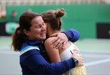 """E.Liachovičiūtė: """"Moterų tenisas vyriškėja – tampa greitesnis ir agresyvesnis"""""""