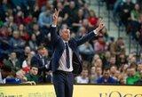 """Š.Jasikevičius po pralaimėto finalo nedaugžodžiavo: """"Pas varžovus buvo labai daug sėkmės, pas mus – labai mažai disciplinos"""""""