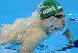 G.Titenis ir V.Blažys nepateko į pasaulio plaukimo čempionato pusfinalį
