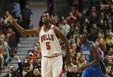 """B.Portisas atsiprašė """"Bulls"""" komandos dėl kilusių muštynių"""