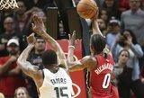 """""""Heat"""" pergalę išplėšė sėkmingas puolėjo reidas"""