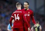 """""""Liverpool"""" pateikė gynėjui penkerių metų sutarties pasiūlymą"""