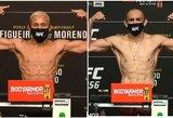 """""""UFC 256"""" svėrimai: patvirtinta titulinė kova ir akinius pamiršęs T.Fergusonas"""