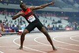 """U.Boltą supykdė J.Gatlino pareiškimas: """"Aš esu geriausias, jis – tik juokdarys"""""""