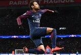 """Prancūzijos """"Ligue 1"""": nesustabdomi PSG iškovojo triuškinančią pergalę prieš """"Rennes"""""""