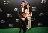 """C.Ronaldo džiaugiasi būdamas tėvu: """"Tai visiškai pakeitė mane ir mano supratimą apie meilę"""""""