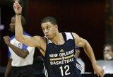 """S.Curry susitarė su """"Kings"""""""