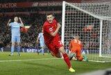 Geriausiam Anglijos futbolininkui – nauja pelninga sutartis