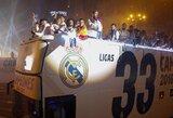 """""""Real"""" pergalės šventėje G.Pique neliko užmirštas"""