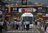 """Nesusipratimų kupiną pirmąjį """"Tour de France"""" dviračių lenktynių etapą laimėjo M.Kittelis"""
