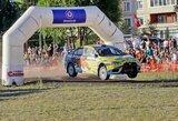 """Vasariški karščiai pakeitė """"300 Lakes Rally"""" programą"""