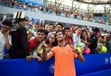 20-metis Rusijos tenisininkas iškovojo didžiausią karjeros pergalę